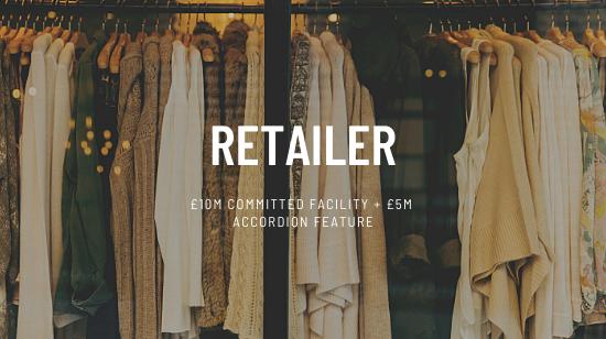 Retailer - Blazehill