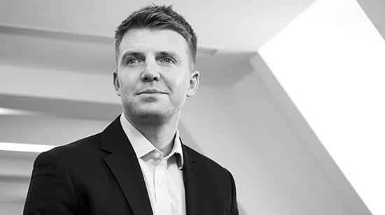 Tom Weedall - Managing Director - Blazehill